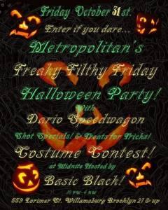 Metropolitan Halloween