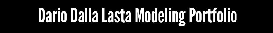 modeling page header