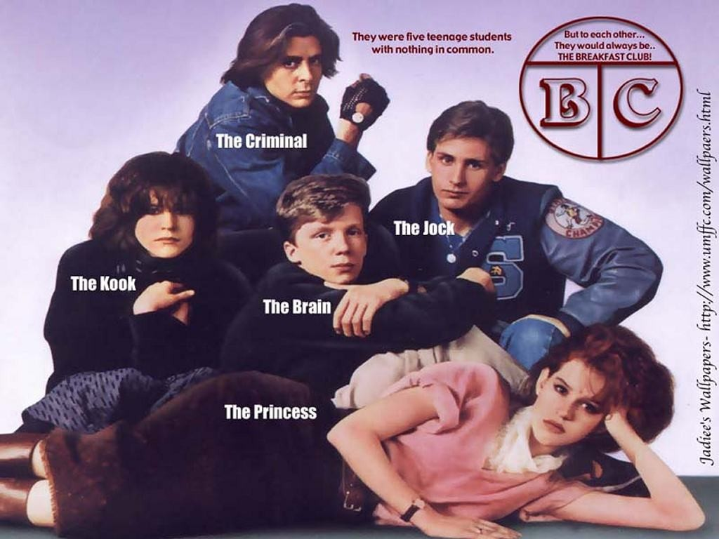 The-Breakfast-Club movie poster